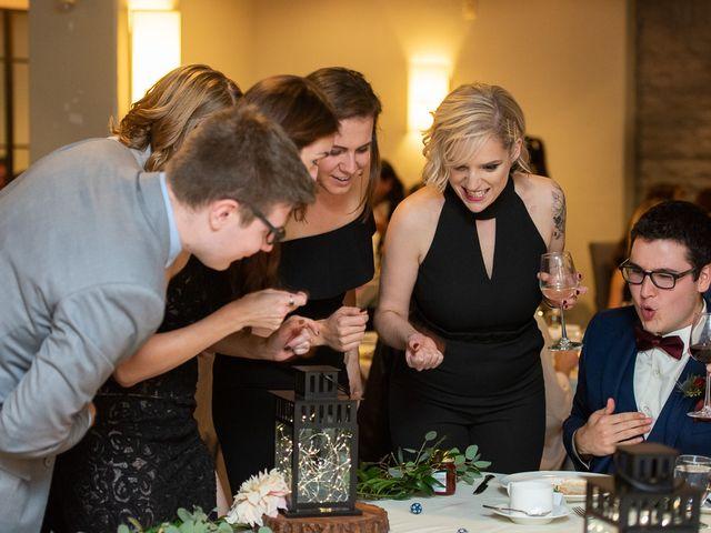 Cody and Beth's wedding in Jordan Station, Ontario 39