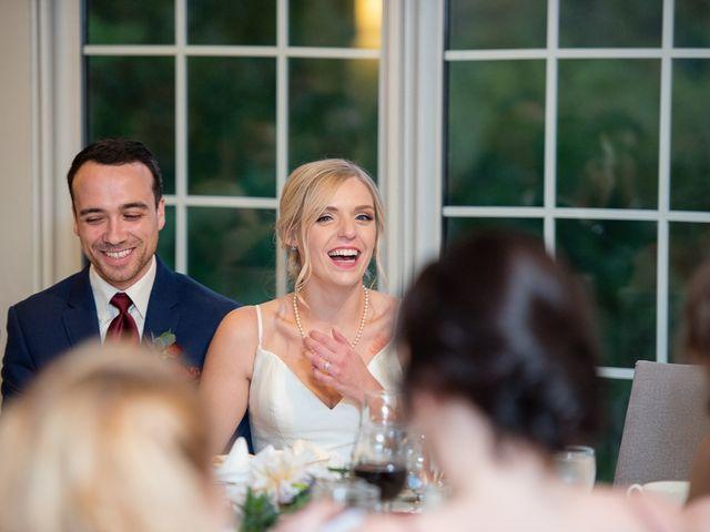 Cody and Beth's wedding in Jordan Station, Ontario 41