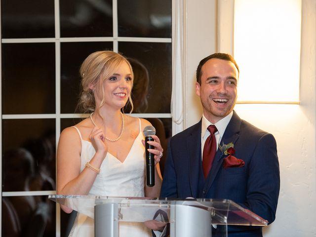 Cody and Beth's wedding in Jordan Station, Ontario 44