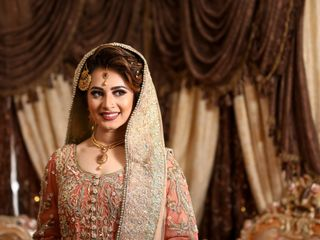 The wedding of Hafsa and Tafa 3