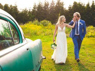 The wedding of Kelsey and Ryan
