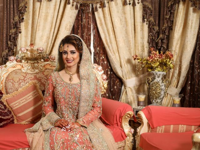 Tafa and Hafsa's wedding in Dollard-des-Ormeaux, Quebec 3