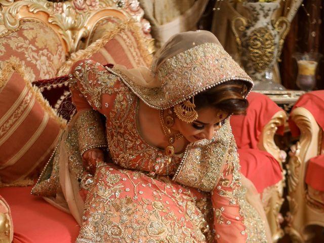Tafa and Hafsa's wedding in Dollard-des-Ormeaux, Quebec 4