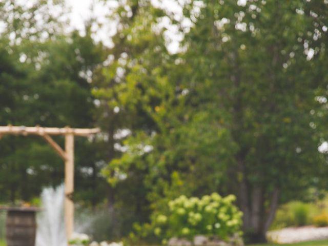 Ryan and Kelsey's wedding in Hepworth, Ontario 10