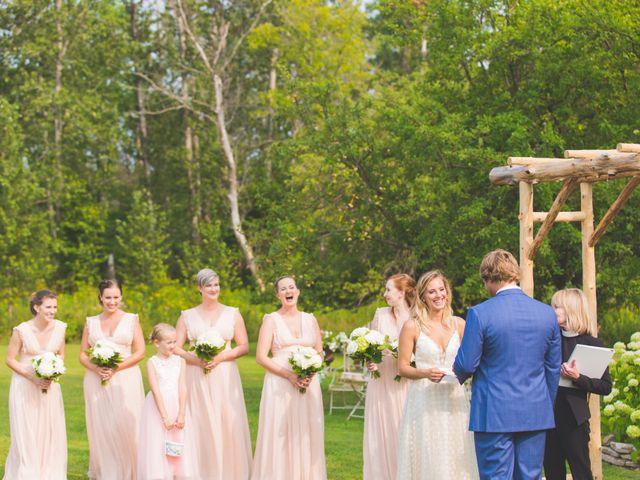 Ryan and Kelsey's wedding in Hepworth, Ontario 14