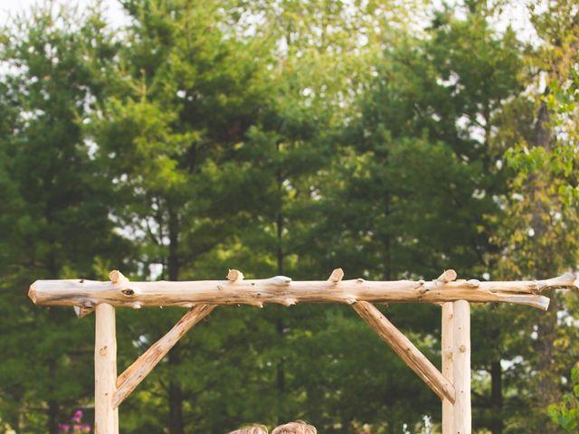 Ryan and Kelsey's wedding in Hepworth, Ontario 15