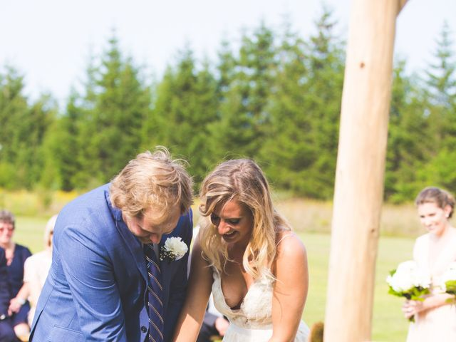 Kelsey Amp Ryan S Real Wedding By Marjennys Cakes