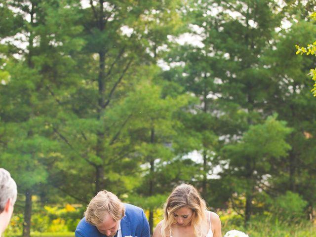 Ryan and Kelsey's wedding in Hepworth, Ontario 20