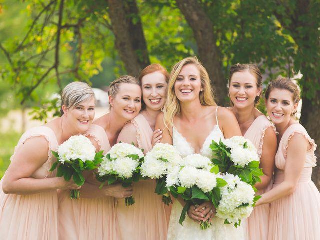 Ryan and Kelsey's wedding in Hepworth, Ontario 22