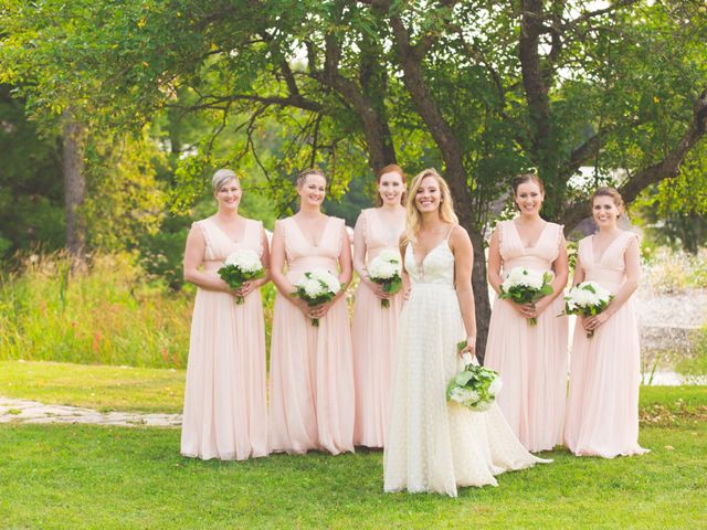 Ryan and Kelsey's wedding in Hepworth, Ontario 23