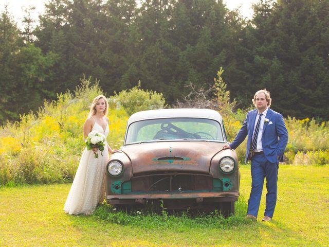 Ryan and Kelsey's wedding in Hepworth, Ontario 32