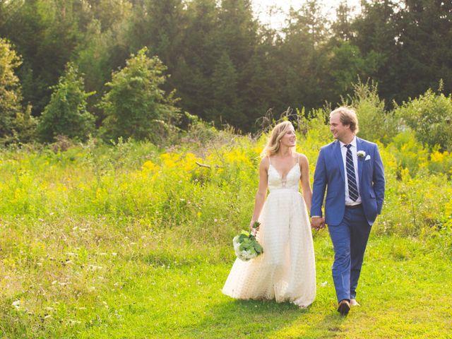 Ryan and Kelsey's wedding in Hepworth, Ontario 34