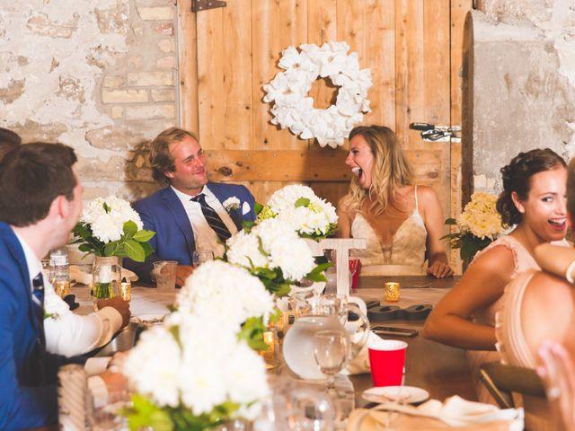 Ryan and Kelsey's wedding in Hepworth, Ontario 42