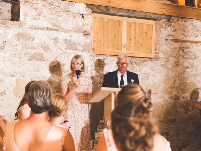 Ryan and Kelsey's wedding in Hepworth, Ontario 43