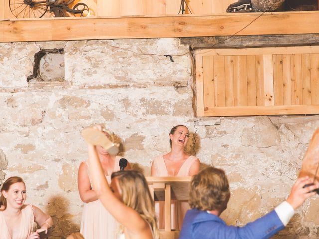 Ryan and Kelsey's wedding in Hepworth, Ontario 44