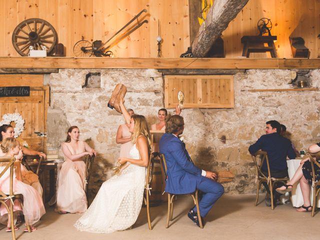 Ryan and Kelsey's wedding in Hepworth, Ontario 45