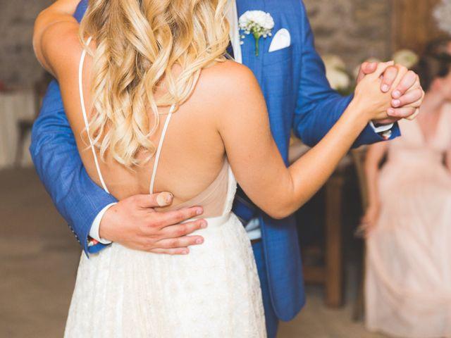 Ryan and Kelsey's wedding in Hepworth, Ontario 50