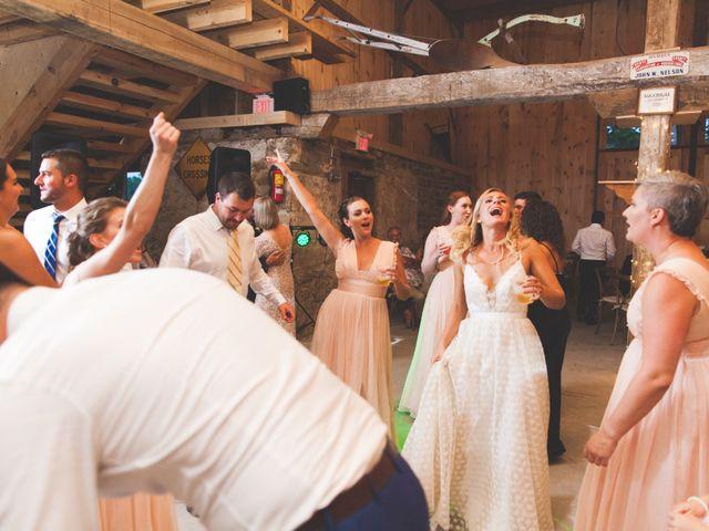 Ryan and Kelsey's wedding in Hepworth, Ontario 53