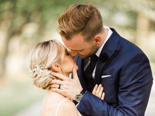 The wedding of Kierstin and Luke