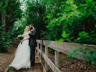 The wedding of Dan and Viktoria