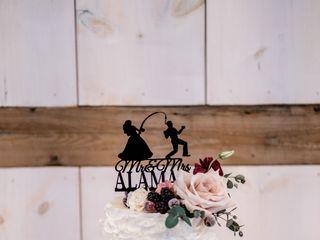 The wedding of Lisa and Taif 3