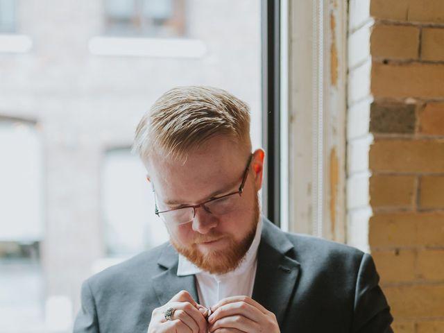 Hugh and Victoria's wedding in Toronto, Ontario 14