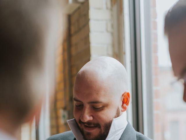 Hugh and Victoria's wedding in Toronto, Ontario 15