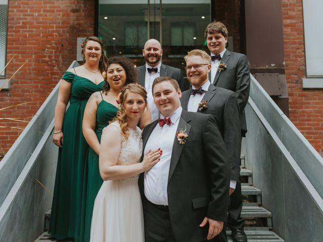 Hugh and Victoria's wedding in Toronto, Ontario 30