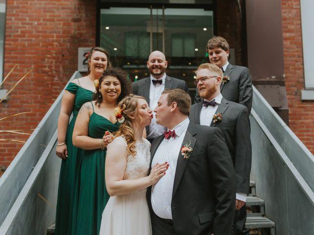 Hugh and Victoria's wedding in Toronto, Ontario 31