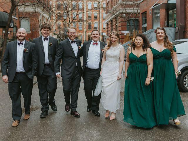 Hugh and Victoria's wedding in Toronto, Ontario 2