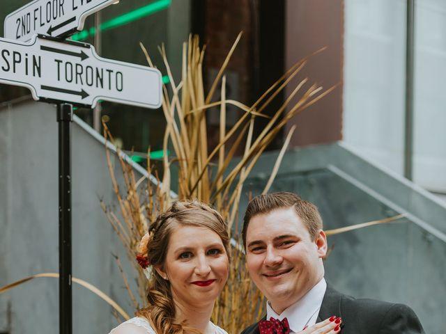 Hugh and Victoria's wedding in Toronto, Ontario 37