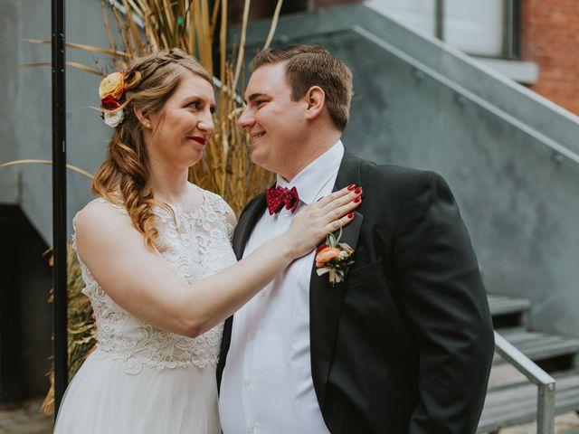 Hugh and Victoria's wedding in Toronto, Ontario 38