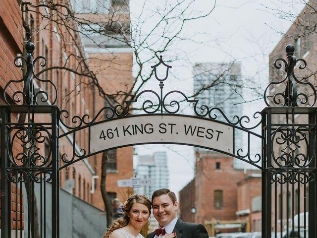 Hugh and Victoria's wedding in Toronto, Ontario 39