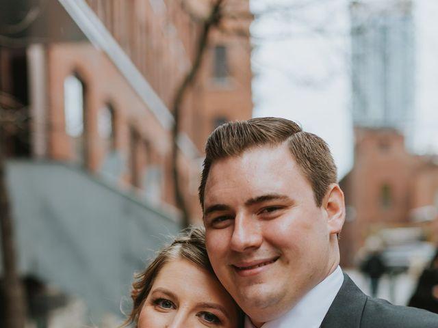 Hugh and Victoria's wedding in Toronto, Ontario 40