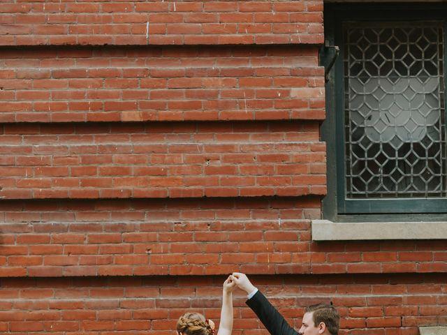 Hugh and Victoria's wedding in Toronto, Ontario 42