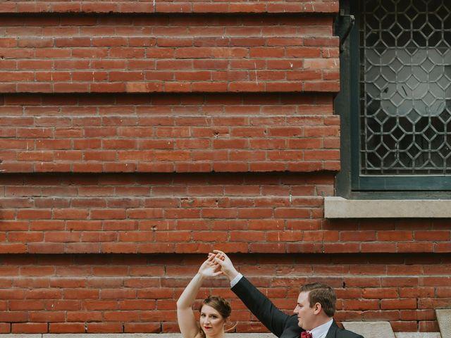 Hugh and Victoria's wedding in Toronto, Ontario 43