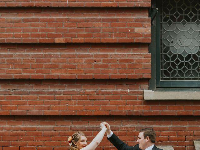Hugh and Victoria's wedding in Toronto, Ontario 44