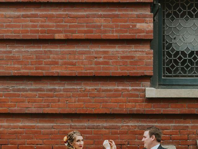 Hugh and Victoria's wedding in Toronto, Ontario 45
