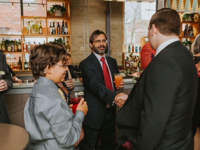 Hugh and Victoria's wedding in Toronto, Ontario 56