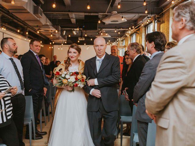 Hugh and Victoria's wedding in Toronto, Ontario 61