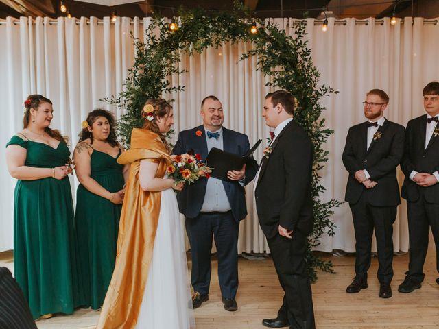 Hugh and Victoria's wedding in Toronto, Ontario 63