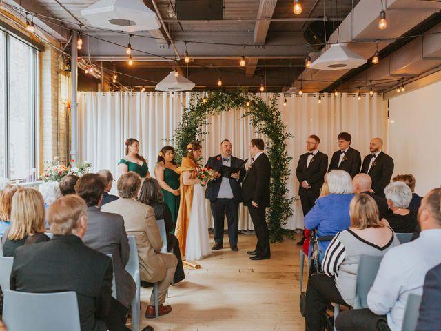 Hugh and Victoria's wedding in Toronto, Ontario 64
