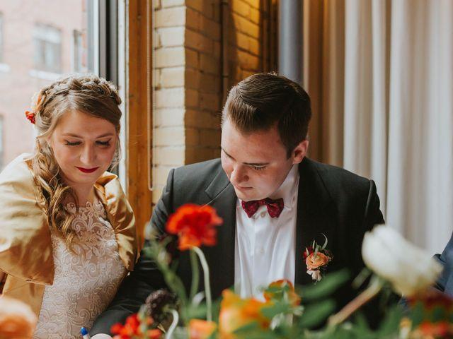 Hugh and Victoria's wedding in Toronto, Ontario 77