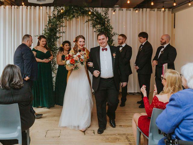 Hugh and Victoria's wedding in Toronto, Ontario 79