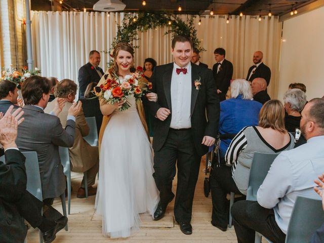 Hugh and Victoria's wedding in Toronto, Ontario 81