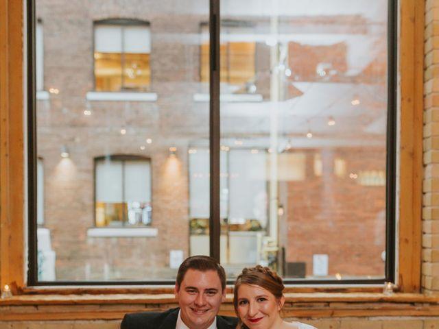Hugh and Victoria's wedding in Toronto, Ontario 109