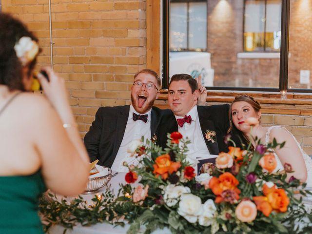 Hugh and Victoria's wedding in Toronto, Ontario 121