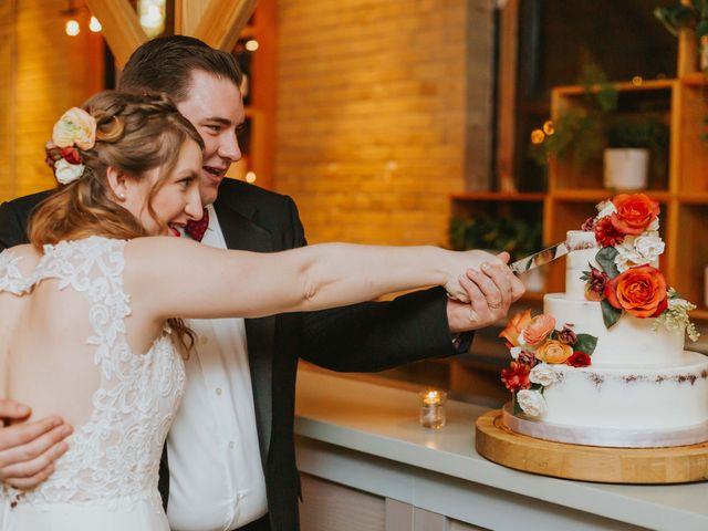 Hugh and Victoria's wedding in Toronto, Ontario 134