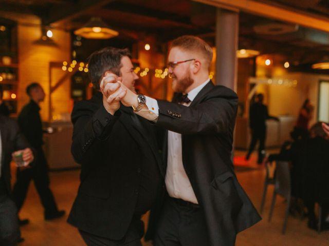 Hugh and Victoria's wedding in Toronto, Ontario 150