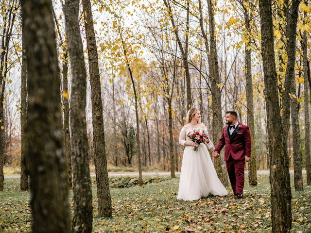 Taif and Lisa's wedding in Carleton Place, Ontario 7